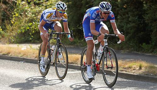 Radsport: Offredo bei Attacke verletzt