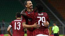 Ibrahimovic: 'Fossi arrivato subito avremmo vinto lo scudetto. Futuro? Forse è l'ultima volta che mi vedete'