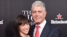 Anthony Bourdain's Ex Praises Their 'Strong And Brave' Daughter On Instagram