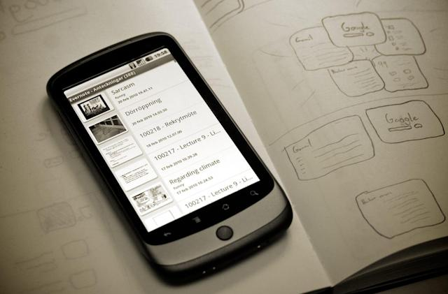 Evernote enhances document scanning and annotation on Android