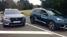 inOut à Rennes : première démonstration de voiture connectée pour PSA et Qualcomm