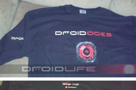 Droid X owners being showered with gifts?