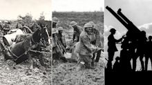 Moving pictures of the Battle of Passchendaele on 100th anniversary