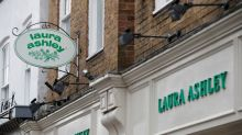 Laura Ashley to shut stores, cut hundreds of jobs