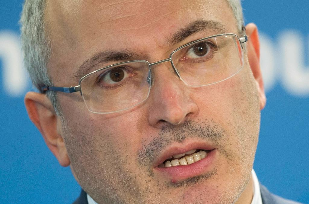 Yukos founder Mikhail Khodorkovsky spent a decade in prison on charges of tax evasion, fraud and embezzlement before he was pardoned in 2013