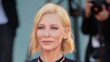 Cate Blanchett : éblouissante en robe de gala pour la Mostra de Venise