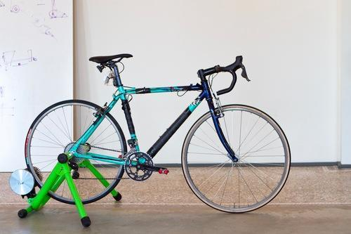 Toyota Prius Project's concept bike lets you shift gears with your mind