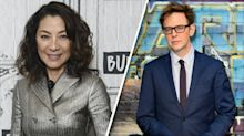 Michelle Yeoh 'horrified' over 'Guardians of the Galaxy' firing: 'Let's support James Gunn' (exclusive)