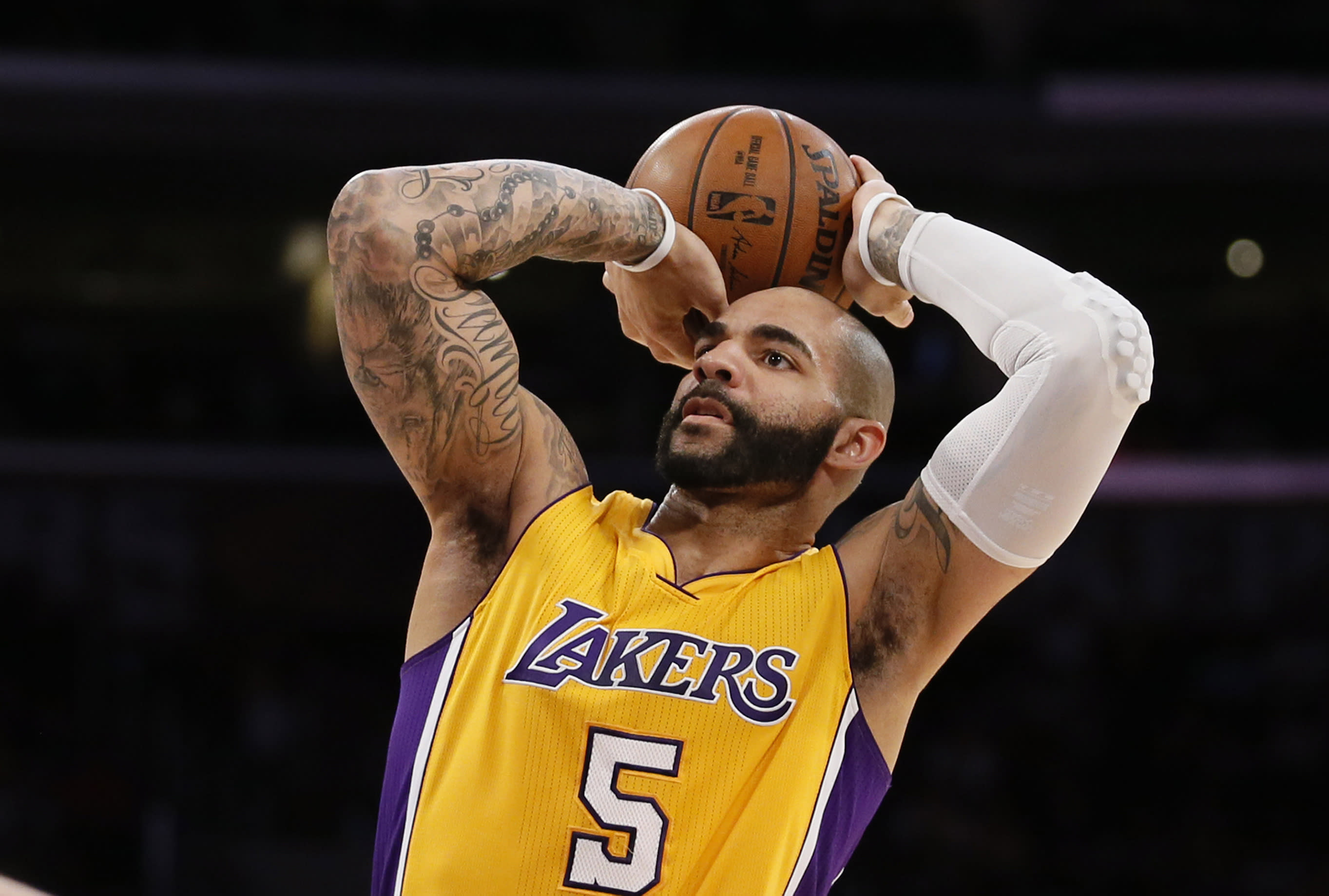 Carlos Boozer planning NBA return