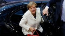 Merkel sends positive signal to May on Brexit talks