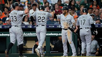 White Sox pull off rare triple play and grand slam