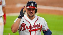 Duvall's slice of Braves history after second three-homer game is 'pretty special'