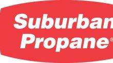Suburban Propane Partners, L.P. Declares Quarterly Distribution of $0.60 per Common Unit