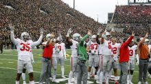 Ohio State will wear special all-white uniforms against Michigan (Photos)