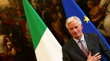 EU wants May to make firm offers now for Brexit deal - Barnier
