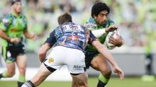 Raiders' NRL crowd lift on hold for Storm