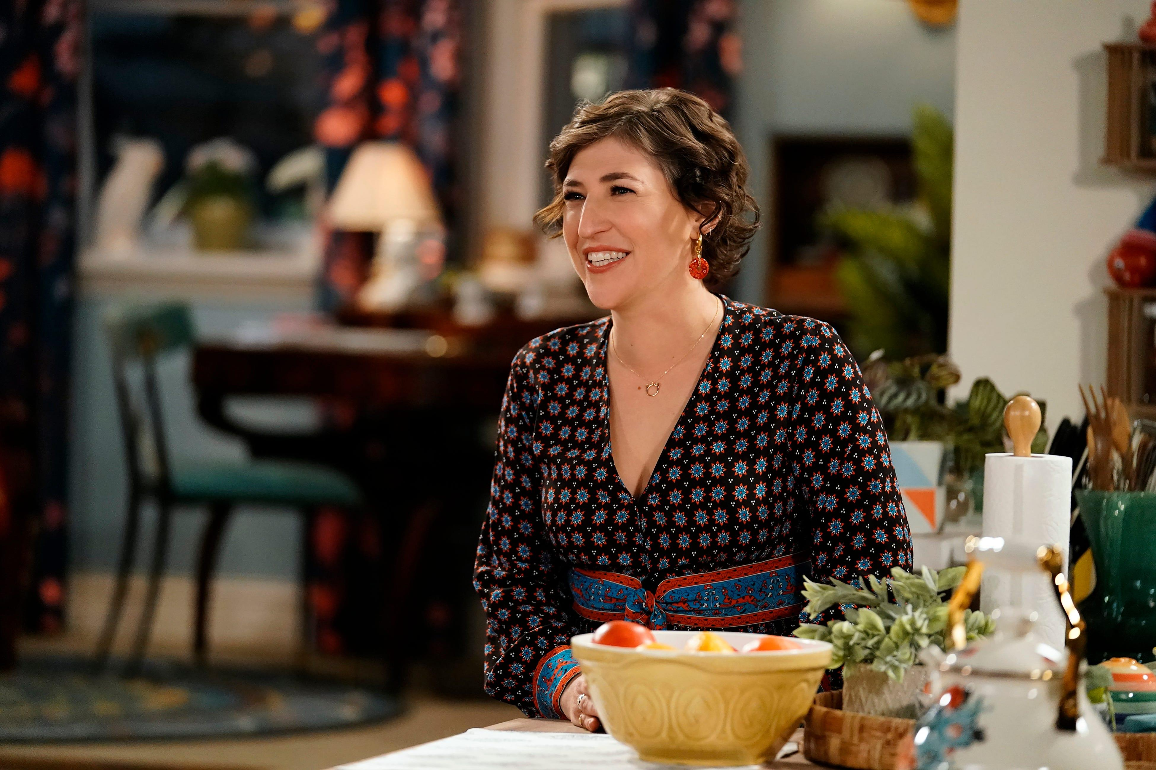 Mayim Bialik on how her new mental health podcast helps fans deal with COVID anxiety