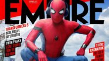 Spider-Man: Homecoming crawls onto Empire Magazine's new cover