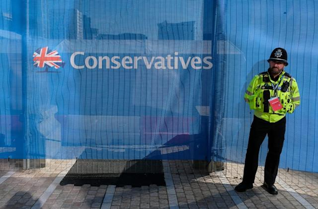 App flaw let anyone access UK Conservative politicians' data