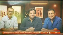 Mick Molloy returns for another season of 'The Front Bar'