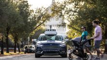 Ford is the first company to test self-driving cars in Washington, D.C.