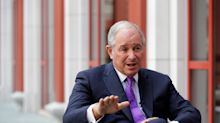 Blackstone's Steve Schwarzman: My own firm probably wouldn't hire me today