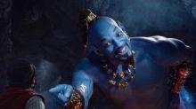 Will Smith's 'nightmare fuel' blue genie in 'Aladdin' splits critics
