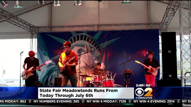 State Fair Meadowlands Opens