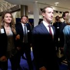 Mark Zuckerberg to Talk Hate Speech and Fake News With Macron