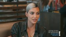 Kim Kardashian reveals she's been having 'traumatizing' dreams about daughter North West