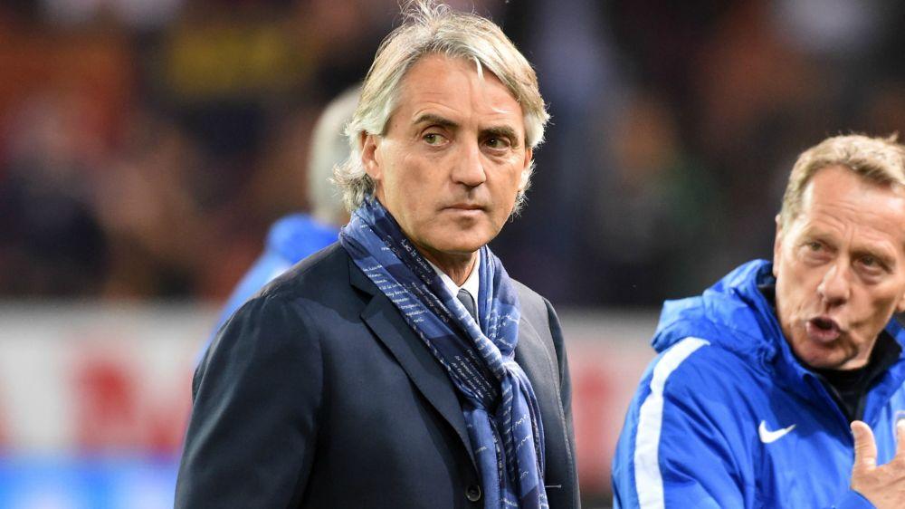 """Roberto Mancini: """"L'Italie ? Je suis heureux au Zénith"""""""
