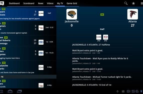 Are You Watching This?! sports tracker for Android adds remote control for DirecTV, TiVo, Google TV