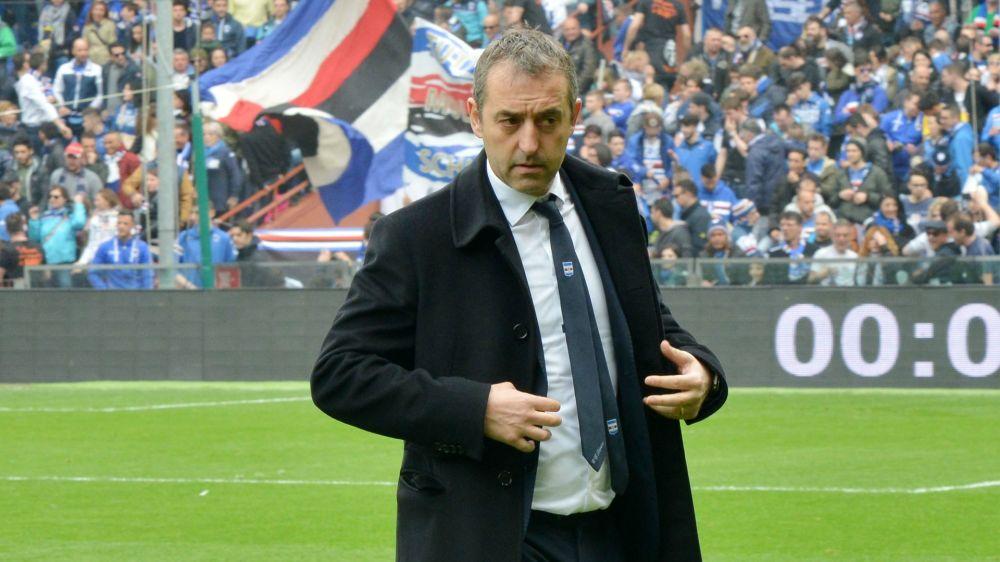 """Sampdoria ko con onore, Giampaolo: """"A Muriel mancava lo spunto..."""""""