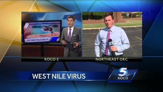 1 death, 4 West Nile hospitalizations in Oklahoma County