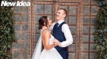 Inspirador: Parapléjico logró estar de pie para su foto de boda