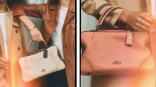 Coach is having an unbelievable sale on handbags — and it's your last chance to shop it