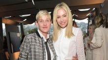 Ellen DeGeneres Wishes 'Wonderful' Wife Portia de Rossi a Happy Birthday
