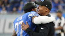 Former Lions head coach Jim Caldwell to do rare interview with Glover Quin