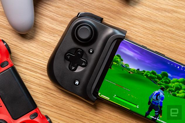 Razer's Kishi is the Switch-style phone controller I've been waiting for