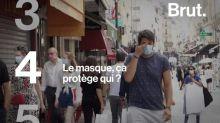 Port du masque : 8 questions simples sur ce qu'on sait aujourd'hui