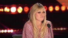Awkward 'AGT' moment between Heidi Klum and comedian: 'Being called a tramp probably was my least uncomfortable part'