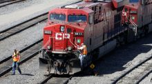 CP Rail beats third-quarter profit estimates on higher shipments