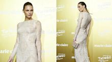 Andreja Pejic eclipsa a las famosas españolas en losPrix de la Moda 2015