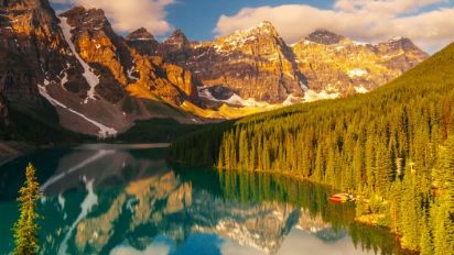 Canada named the top travel destination in the world