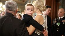 Ivanka Trump Shares Baby Theodore's First Steps on Facebook