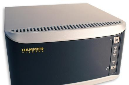 Hammer's new myshare NAS shares 2TB on home networks