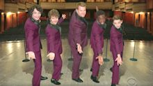 'Stranger Things' Kids And James Corden Are Your New Favorite Motown Band