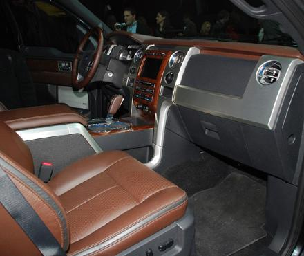 2009 Ford F-150 to get Sirius Travel Link