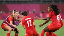 Canada advances to first-ever Olympic final after exacting revenge over U.S.