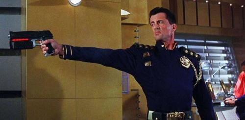Sylvester Stallone Judge Dredd